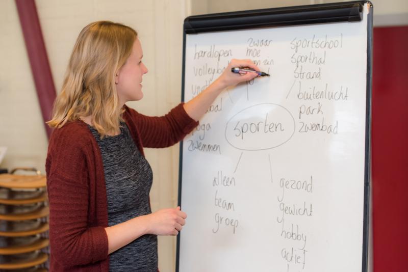 IVIO-Opleidingen | Docent voor de klas